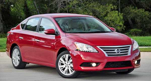 Nissan Sentra сборка на ИЖАвто