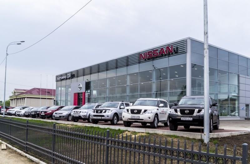 Nissan Sentra в Хабаровске