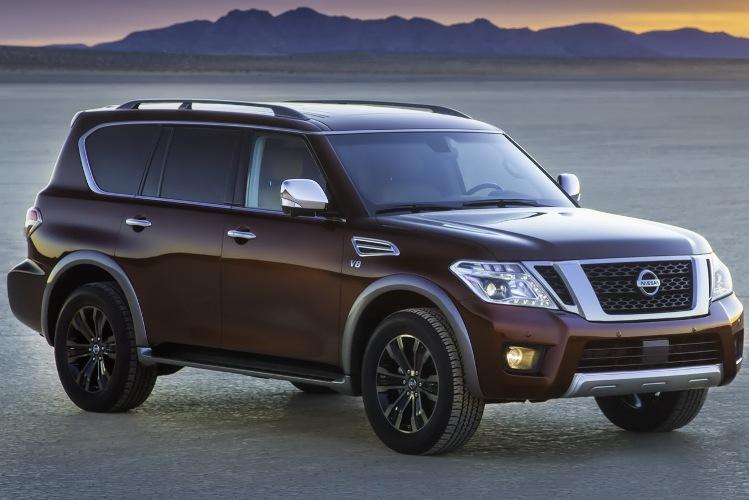 Обзор нового Nissan Armada 2016 года