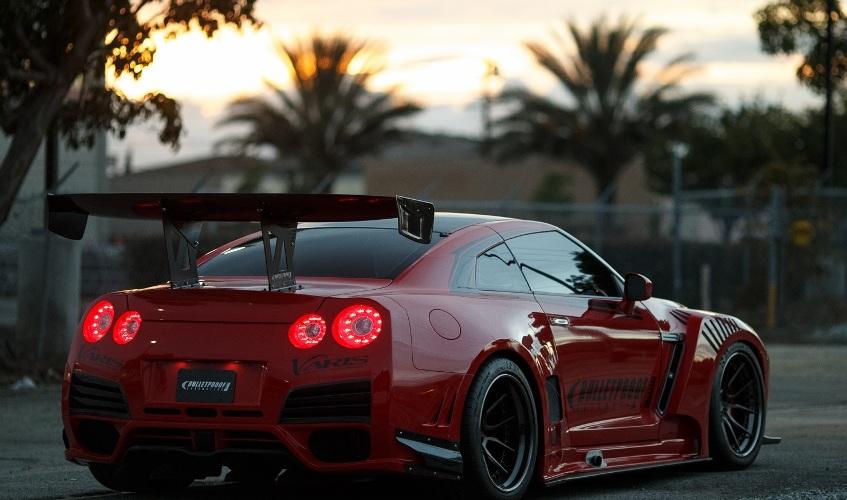 R35 Nissan «GT-R»-2
