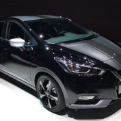 Nissan представили новую Micra  в Париже