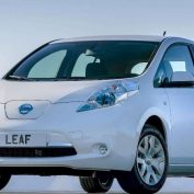 Nissan работает над новым электромобилем